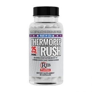 Thermopep with ephedra